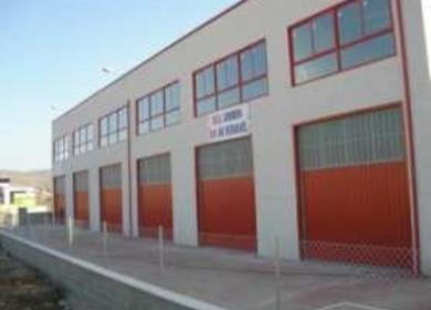 Construction of 12 Warehouses for rent and sale at Torrelaguna