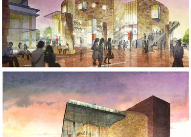New Mexico State University Arts Complex – Las Cruces, NM