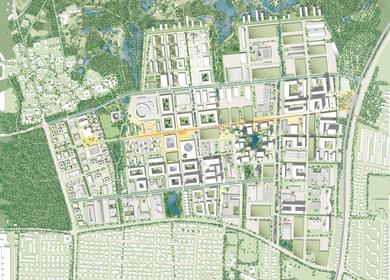 Hersted Industrial Park Masterplan