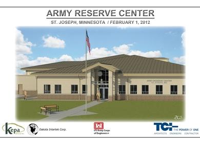 Army Reserve Center - St. Joseph, MN