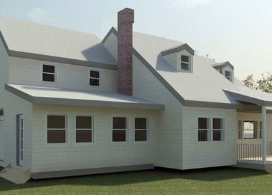 Hingham Residence Remodel