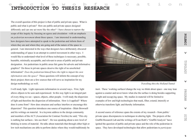 Eschew Obfuscation - Design Thesis