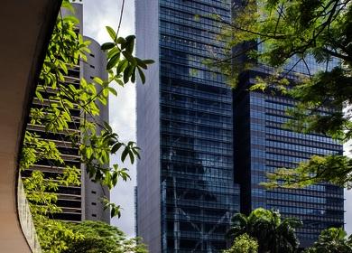 Aedas-designed China Construction Bank Tower ready to shine