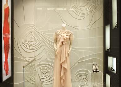 Moliera 2 Boutique, Multi-brand luxury boutique of Valentino and Salvatore Ferragamo