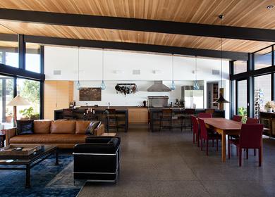Sacramento Modern Residence by Klopf Architecture