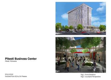 Pitesti Business Center - SAMPLE