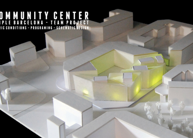 Barcelona Community Center