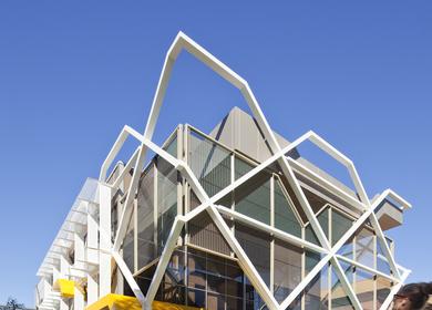 Curtin University Engineering Pavilion
