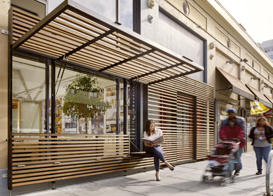 INTERSTICE Architects Office