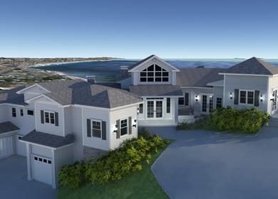 Proposed Malibu Residence