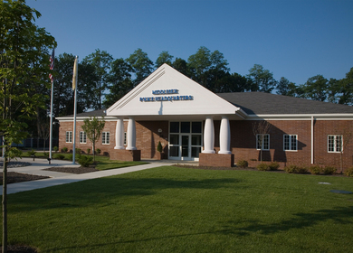Middlesex Police Headquarters
