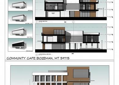 Spring 2015 Architecture 355 - Third Year Part 2 Studio