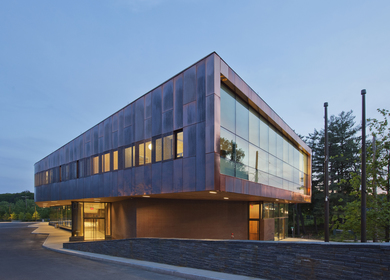 John W. Olver Transit Center, Zero Net Energy Building