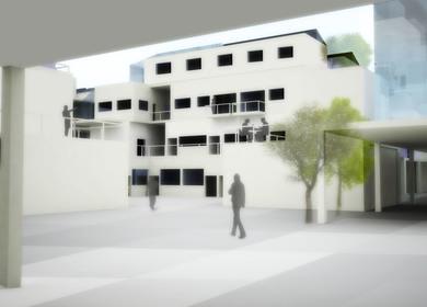 Fenway Redevelopment summer 2010