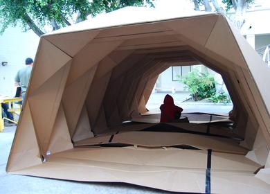 Cardborigami   Instant Space