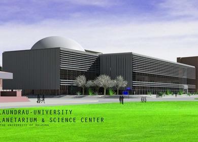Flandrau University Planetarium & Science Center