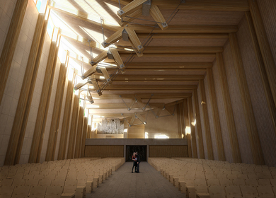 Church complex - Norway