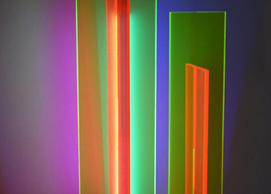 Vanishing Point Series Art Lighting