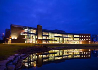 Eastern Michigan University - Student Center