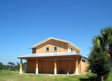 Geraldson Farm Barn and Caretaker's Residence