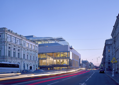 Mariinsky II Theatre, St. Petersburg, Russia
