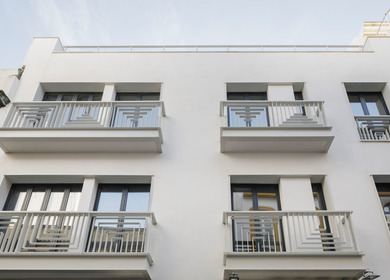BUILDING REFURBISHMENT FOR HOLIDAY APARTMENTS