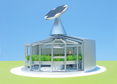 The Eco-Aquaponic House
