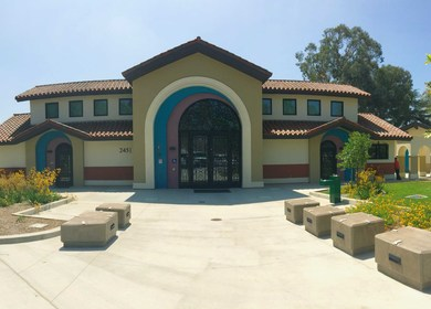 San Angelo Park Community Center