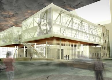 Louise LeQuire Arts Magnet High School Visual Arts Building