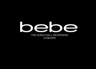 Bebe New Concept Store-Dubai