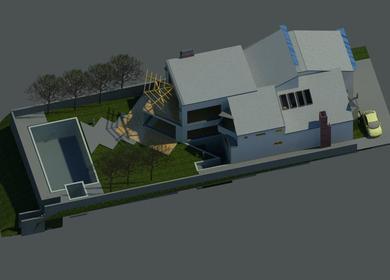 Pantoon residence