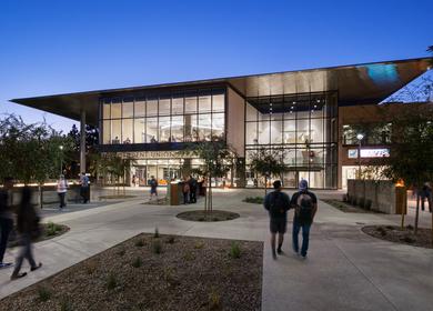 CSU, Fullerton Titan Student Union