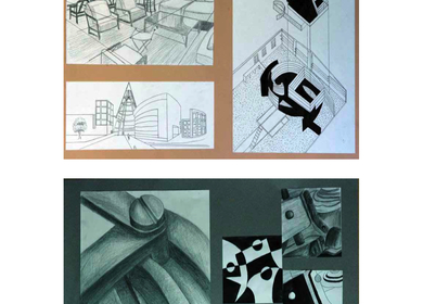 Portfolio sample pages