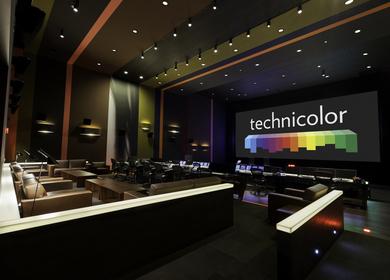 Paramount / Technicolor Post Production Building