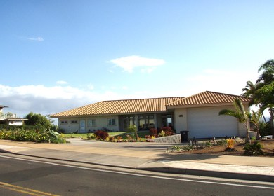 Osterstock Residence in Kihei, Maui, Hawaii