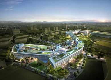 Complex phase 2-2 in Multi-functional Administrative City