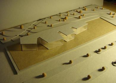 Restaurant Design in Soria, Spain_Architecture
