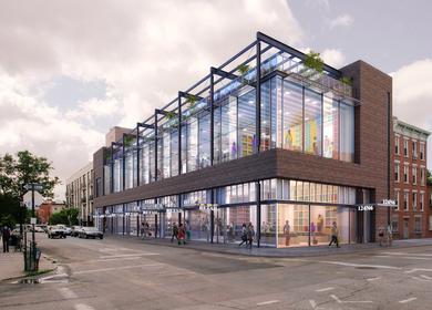 Williamsburg Retail Building