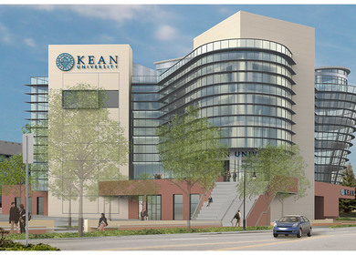 KEAN UNIVERSITY GATEWAY BUILDING