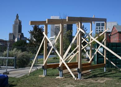 RISD/Brown Solar Pavilion
