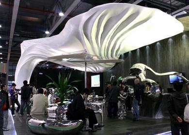 Shapes Exhibit - Canton Fair