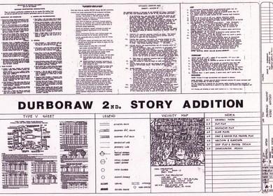 Durboraw 2 story addition