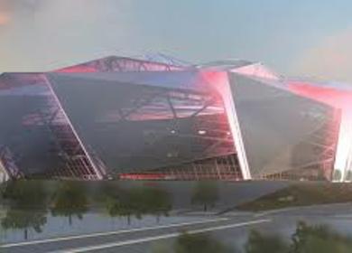 New Falcon's Stadium