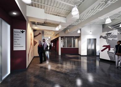 Bon Secours Redskin Training Center
