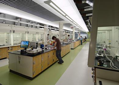 """Northwestern University Organic """"Green Chemistry"""" Laboratory Renovation"""