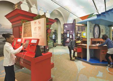 New-York Historical Society, The DiMenna Children's History Museum