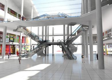 Neinava Comercial and Recreational Centre, 2009-2010