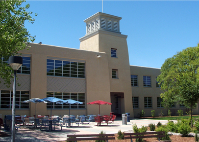 Mitchell Hall Modernization - The University of New Mexico