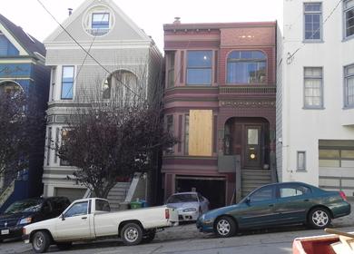 SEISMIC REHABILITATION OF A SAN FRANCISCO VICTORAIN