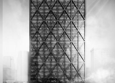 Alcoa Building Digital Model